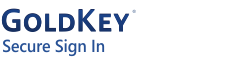 GoldKey Secure Sign In